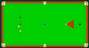 snooker_biljart Spelregels Snooker