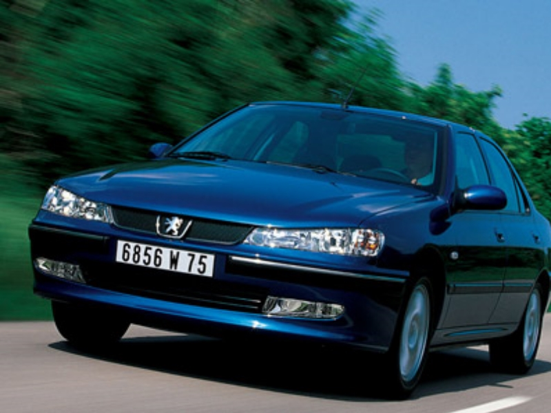 peugeot-406 Hoe begin je met training?