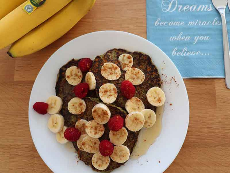 Vegan-banaan-spinazie-pancakes Hoe begin je met training?