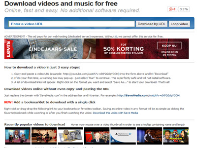 Youtube-muziek-downloader-gratis Auto