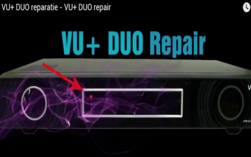 vu-duo-repair VU+ DUO reparatie - VU+ DUO repair